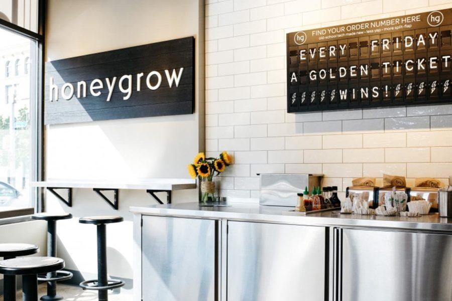 honeygrow by Everybody Craves