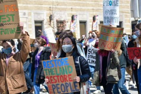 The Importance of Student Climate Action