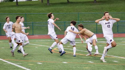 Boys soccer outshines two 4A, one 2A team to take Pine-Richland tournament on penalties