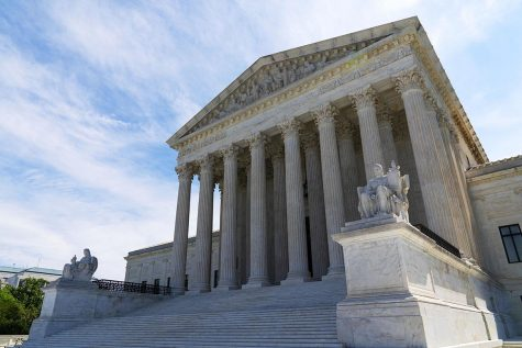 The U.S. Supreme Court is seen on Capitol Hill in Washington, Saturday, July 10, 2021. (AP Photo/Jose Luis Magana)