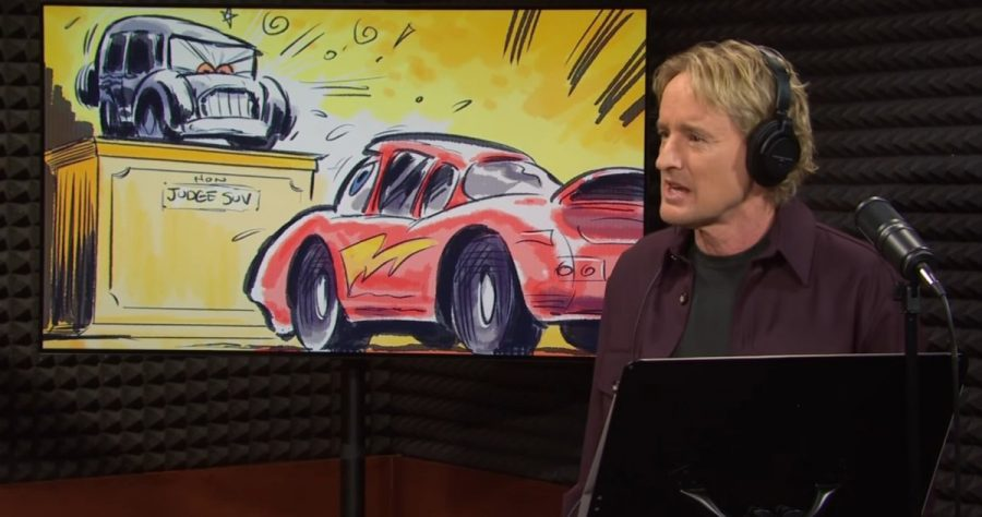 SNL+Host+Owen+Wilson+Plays+Himself+in+a+Sketch+about+a+Cars+Sequel